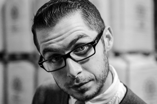 Matt's bio photo