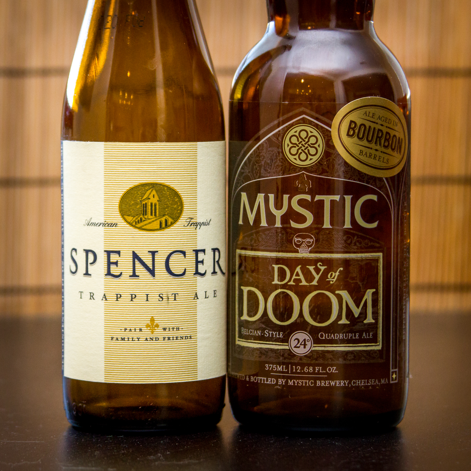 Mystic Brewing and Spencer Trappist