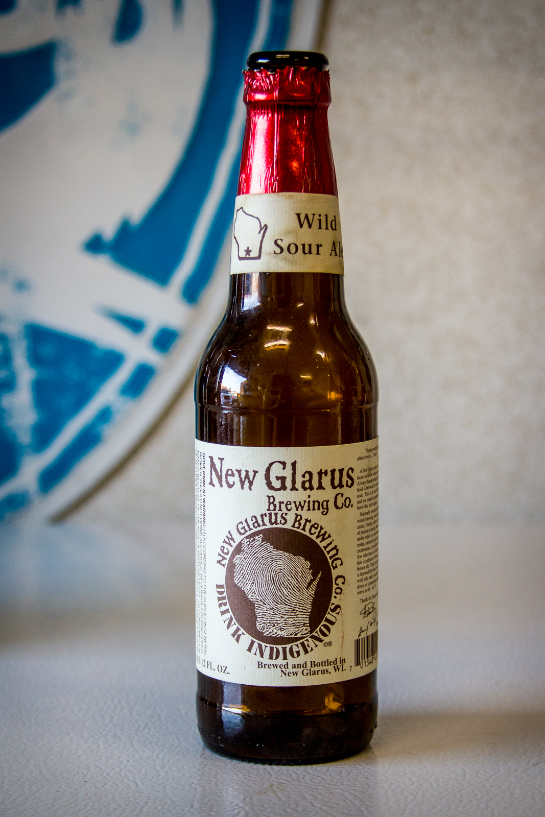 New Glarus Brewing Co. - Wild Sour Ale