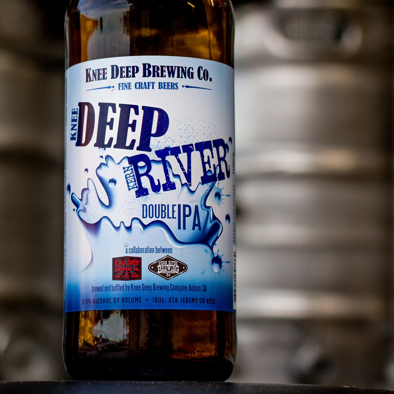 Knee Deep/Kern River Collaboration - Deep River
