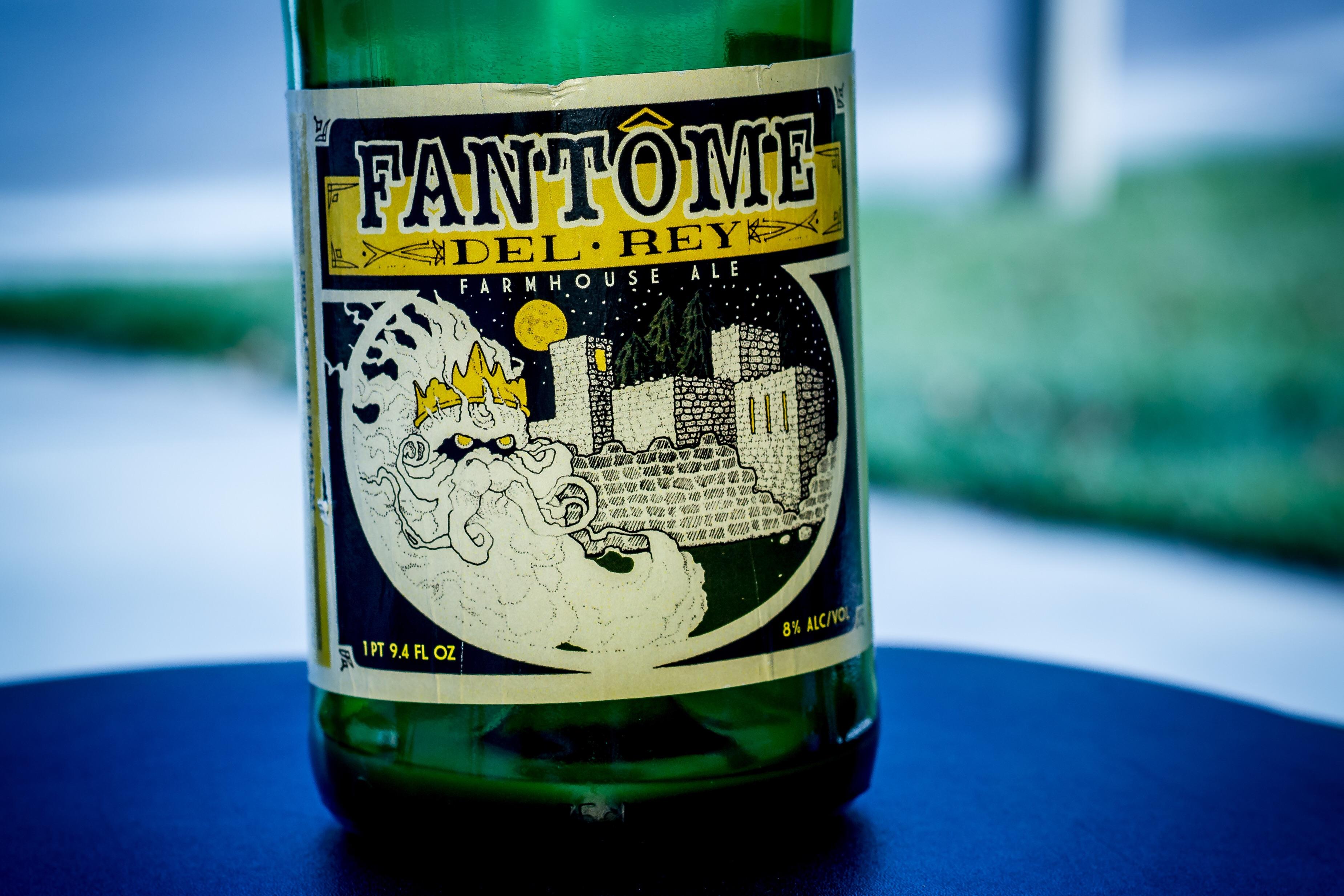 Jester King / Fantôme Collaboration Beer.