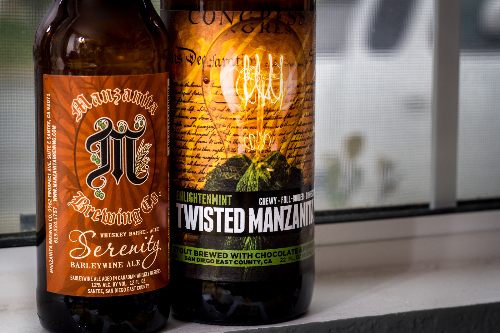 Twisted Manzanita Ales & Spirits
