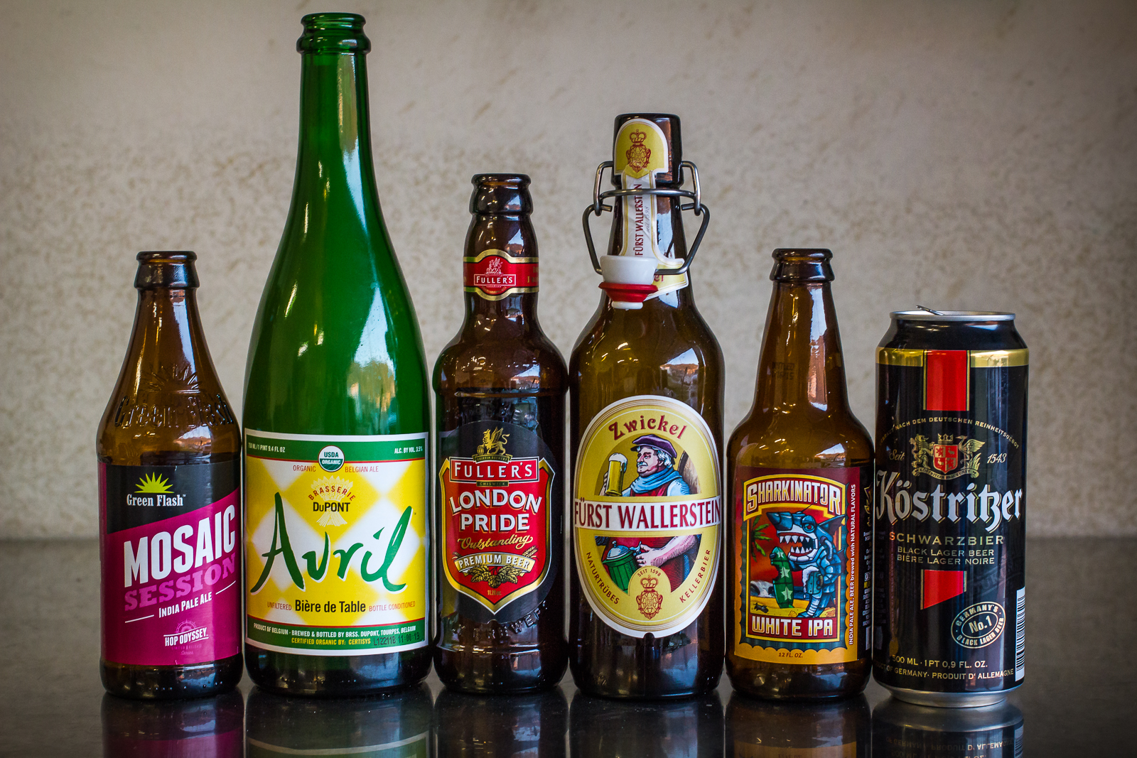 Session-able Beers