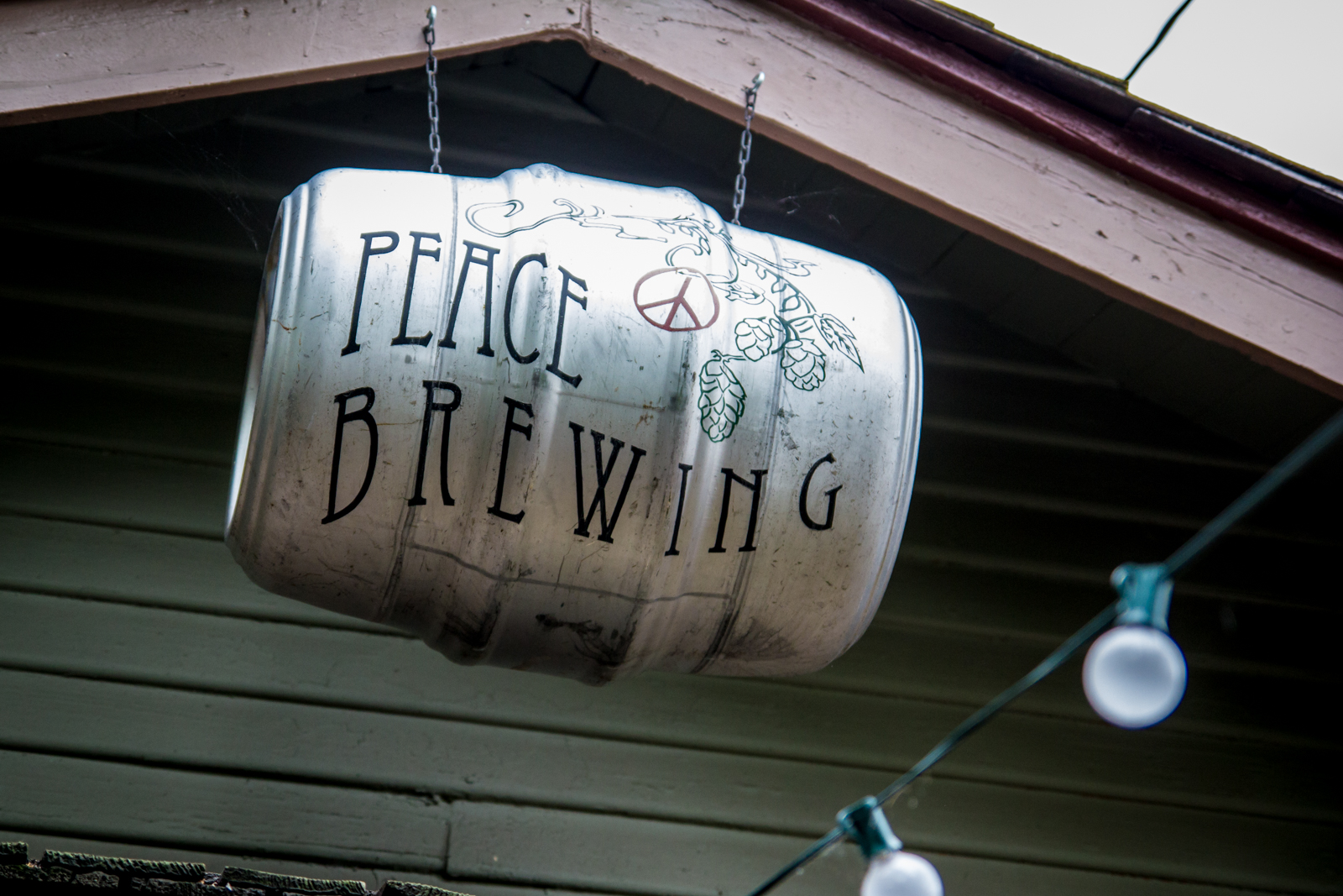 Peace Brewing