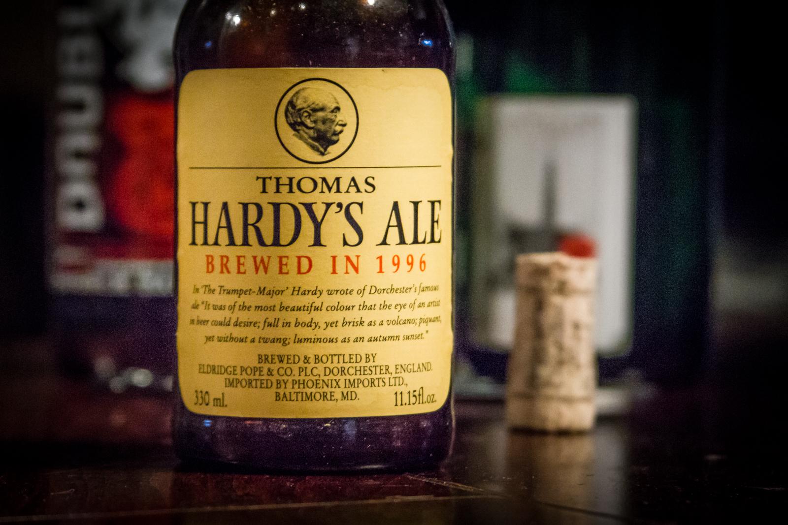 Thomas Hardy's Ale, Vintage 1996