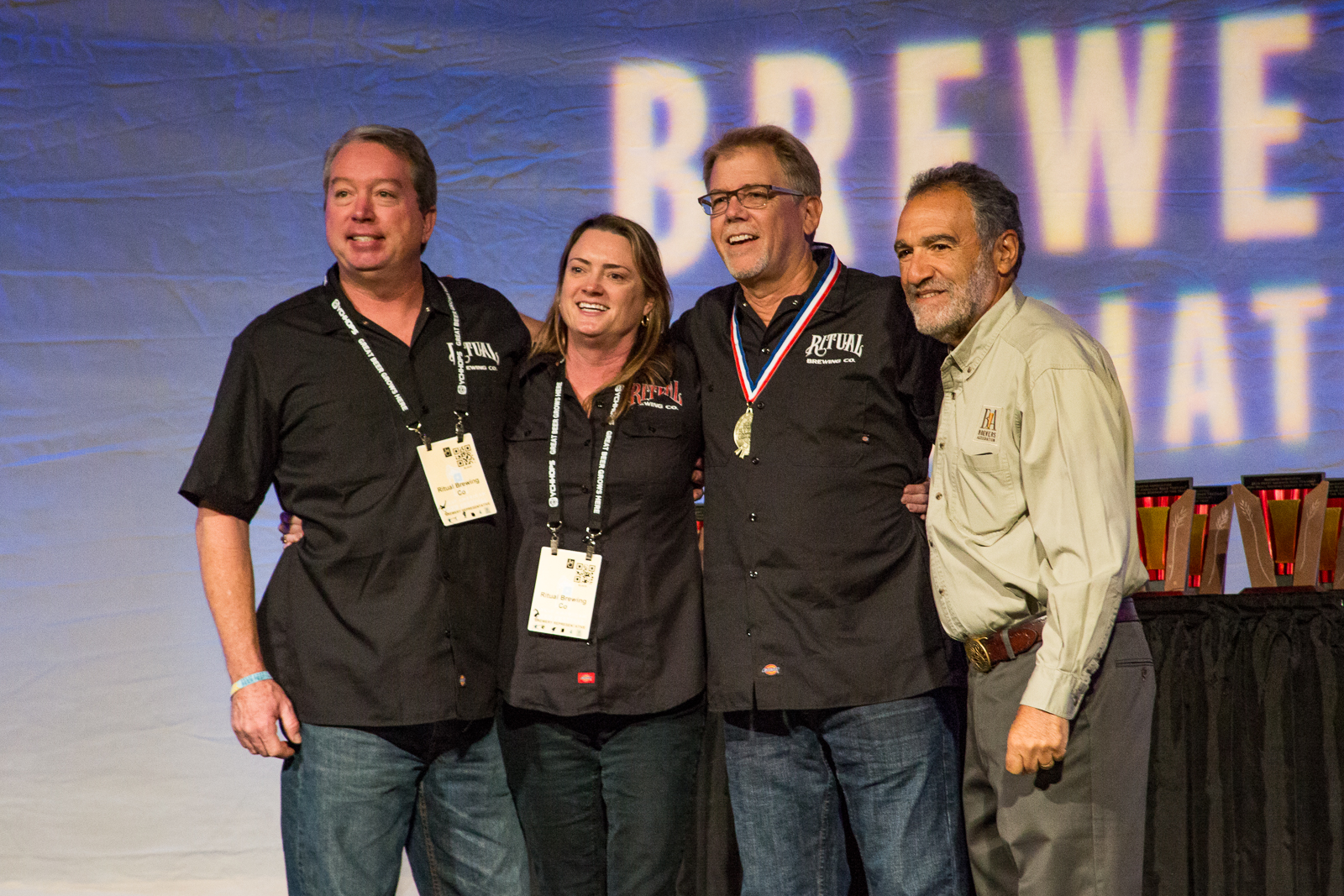 Ritual Brewing Company at GABF 2015