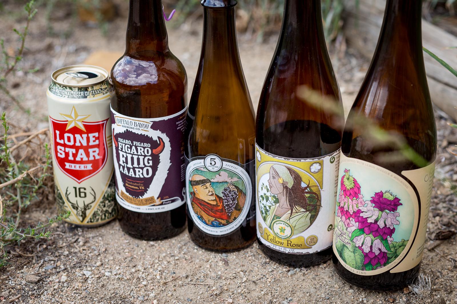 Texas Craft Beers