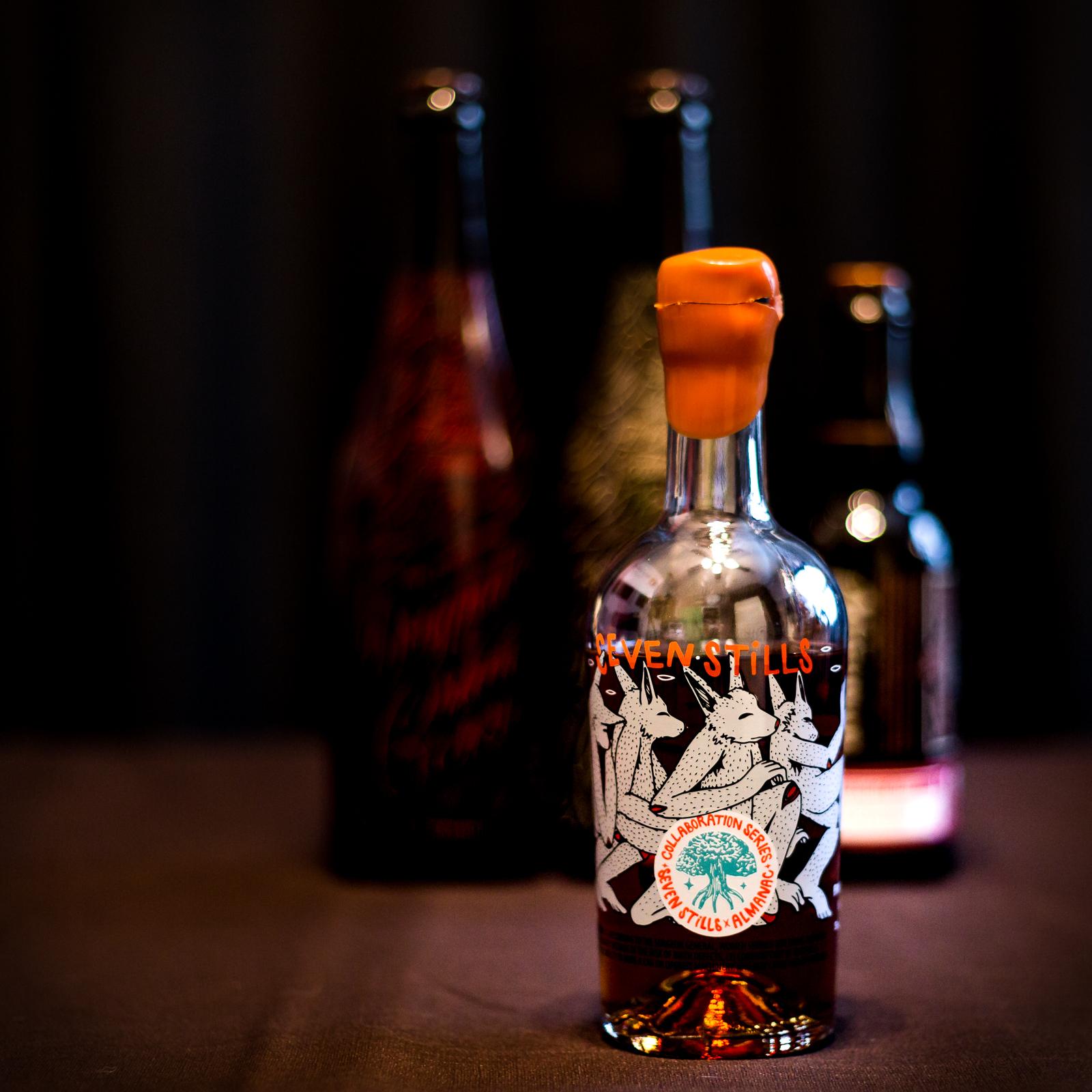 Seven Stills Dogpatch Whiskey