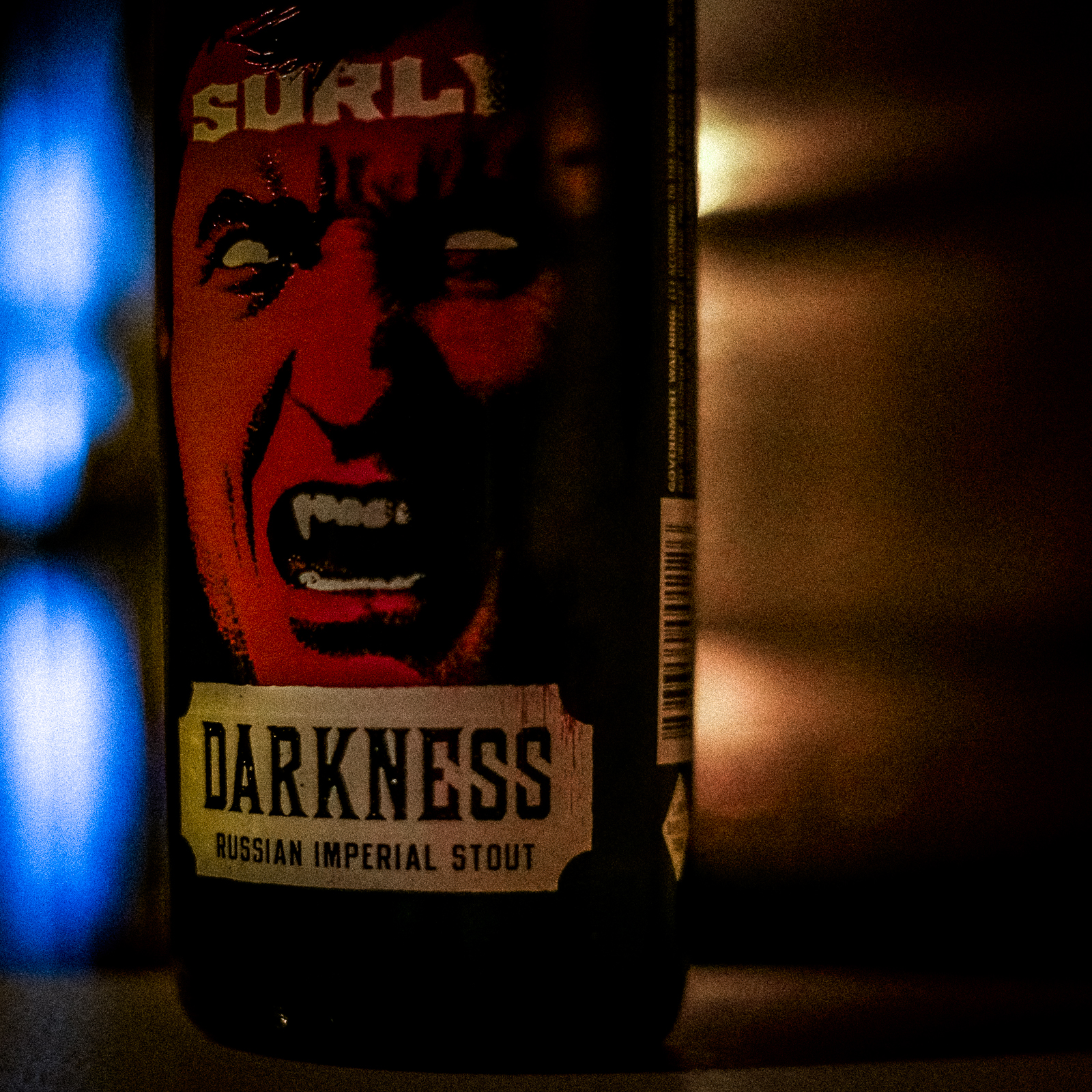 Surly Brewing Company's Darkness (2010)