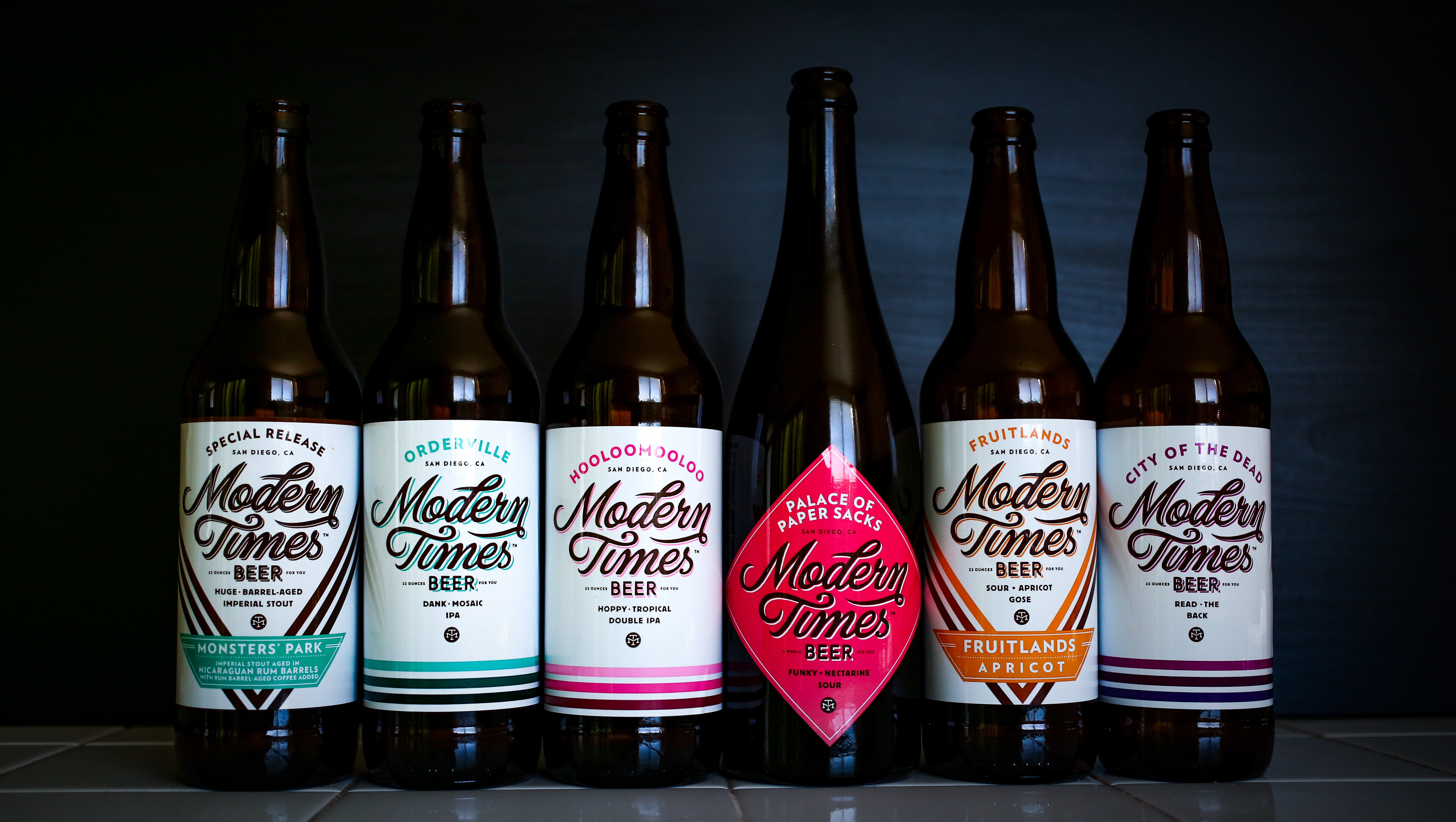 ...and These Modern Times Beers Are In Bottles!