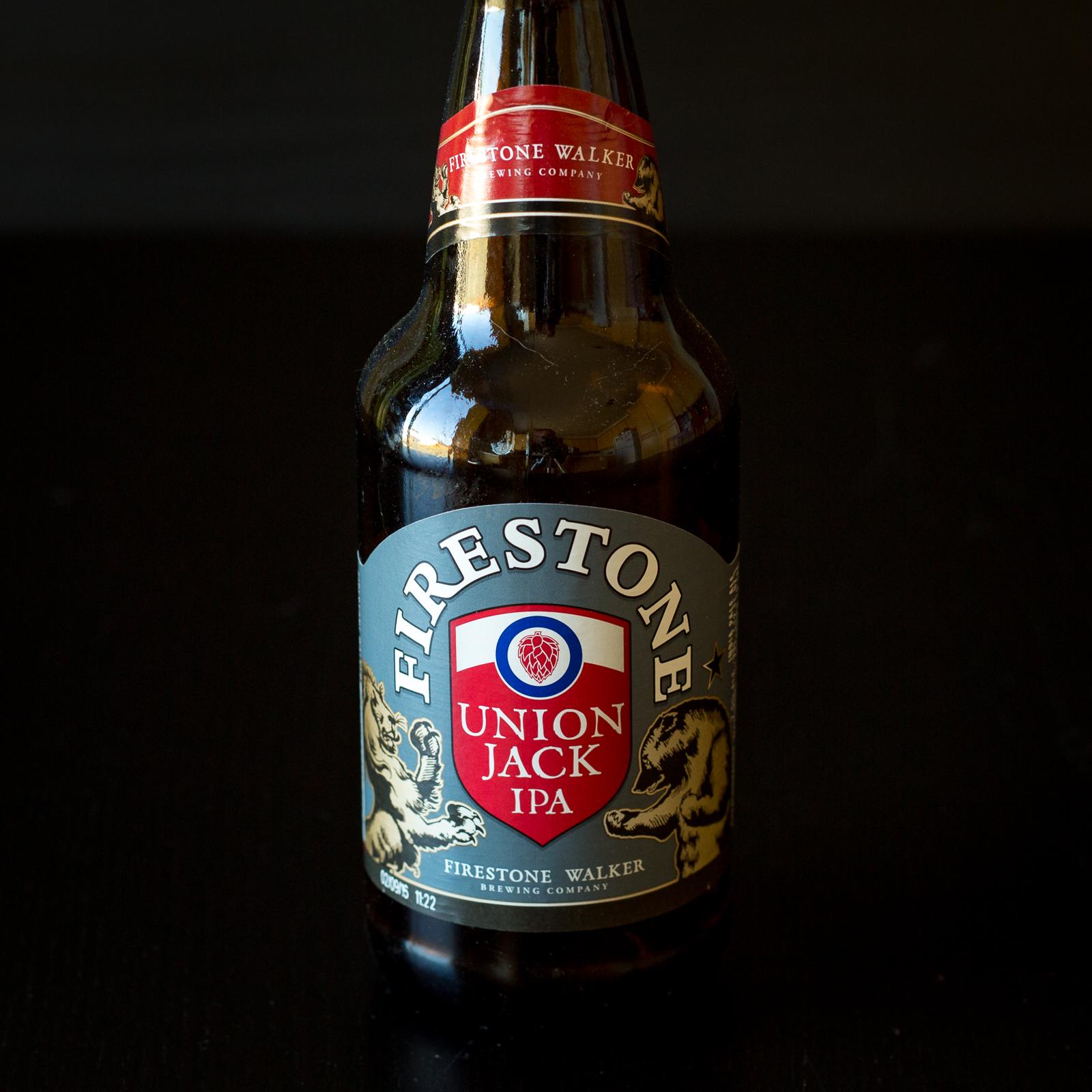 Firestone Walker Brewing Company - Union Jack IPA