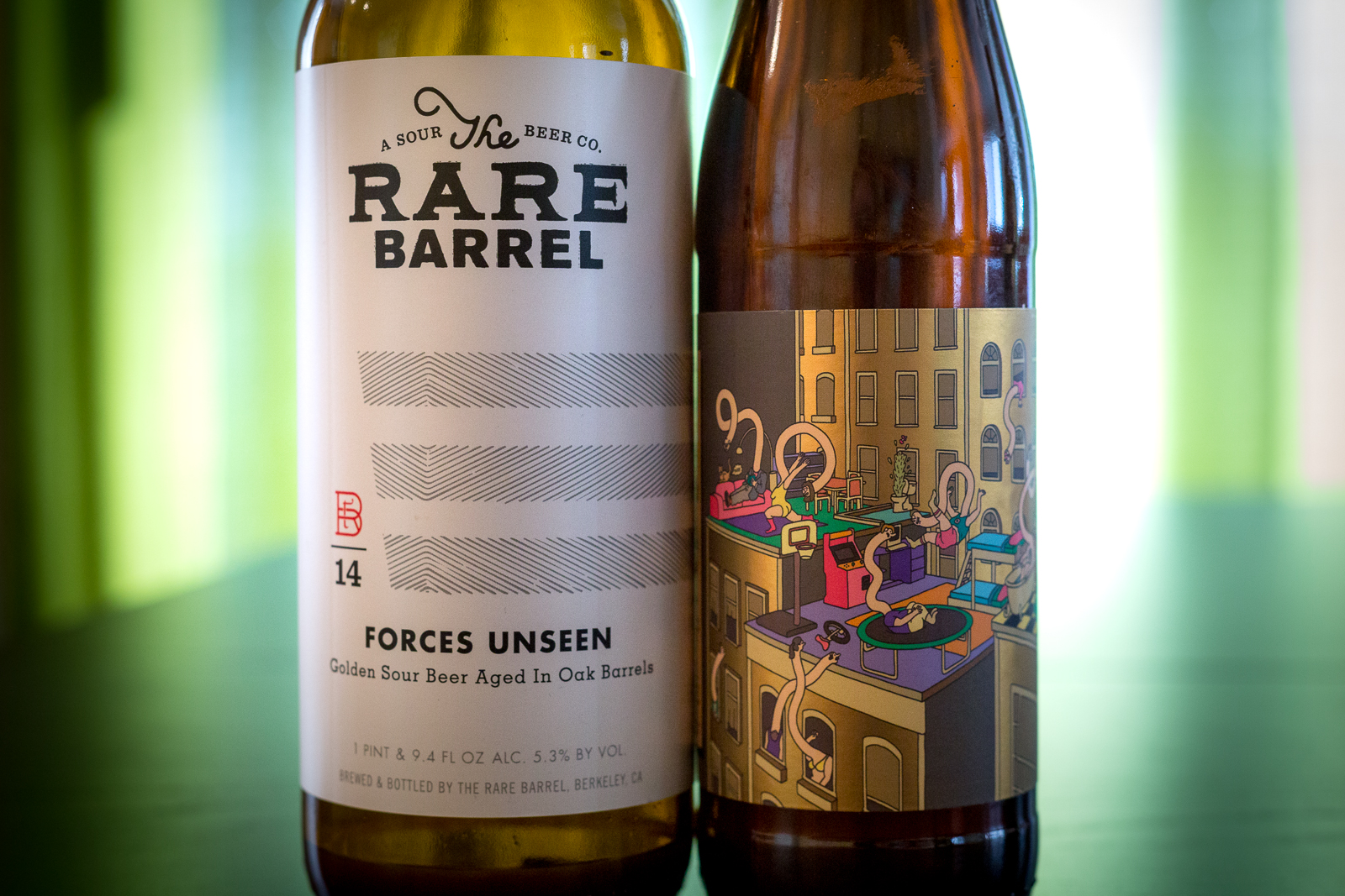 The Rare Barrel and Prairie Artisan Ales