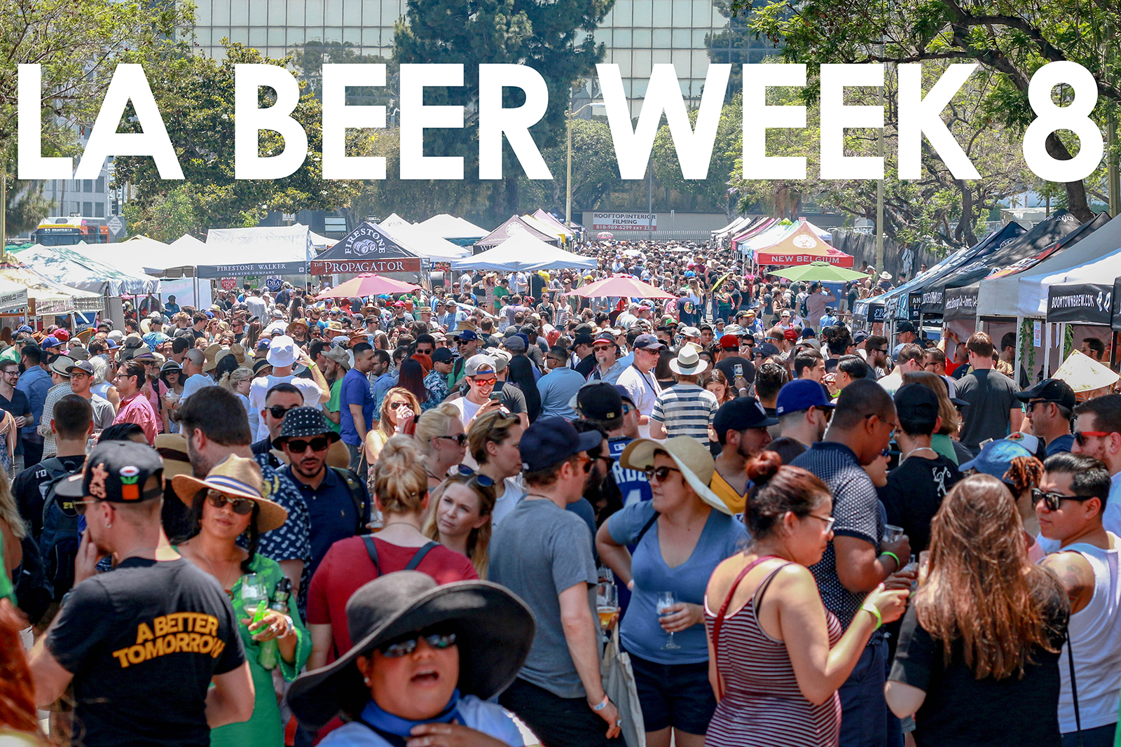 2016 LA Beer Week Kickoff