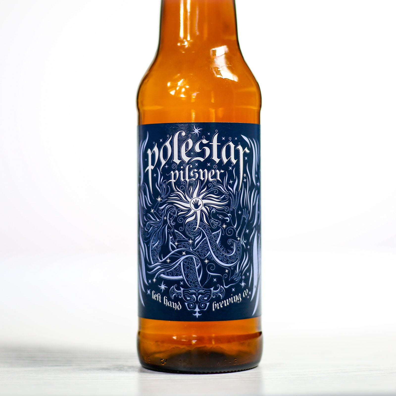 Left Hand Brewing Company - Polestar Pilsner