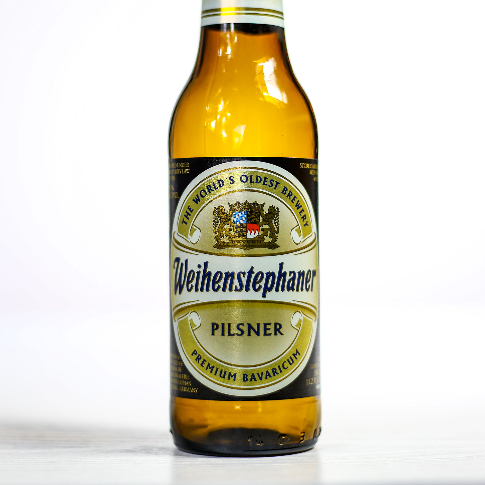 Bayerische Staatsbrauerei Weihenstephan - Weihenstephaner Pils