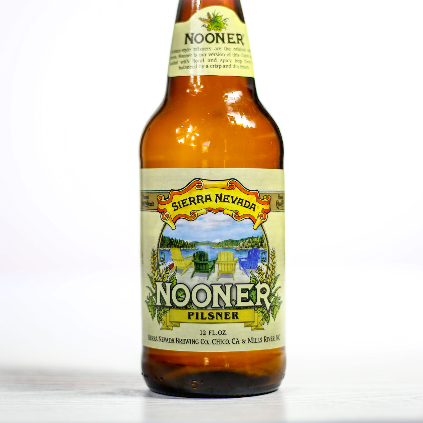 Sierra Nevada Brewing Co. - Nooner Pilsner