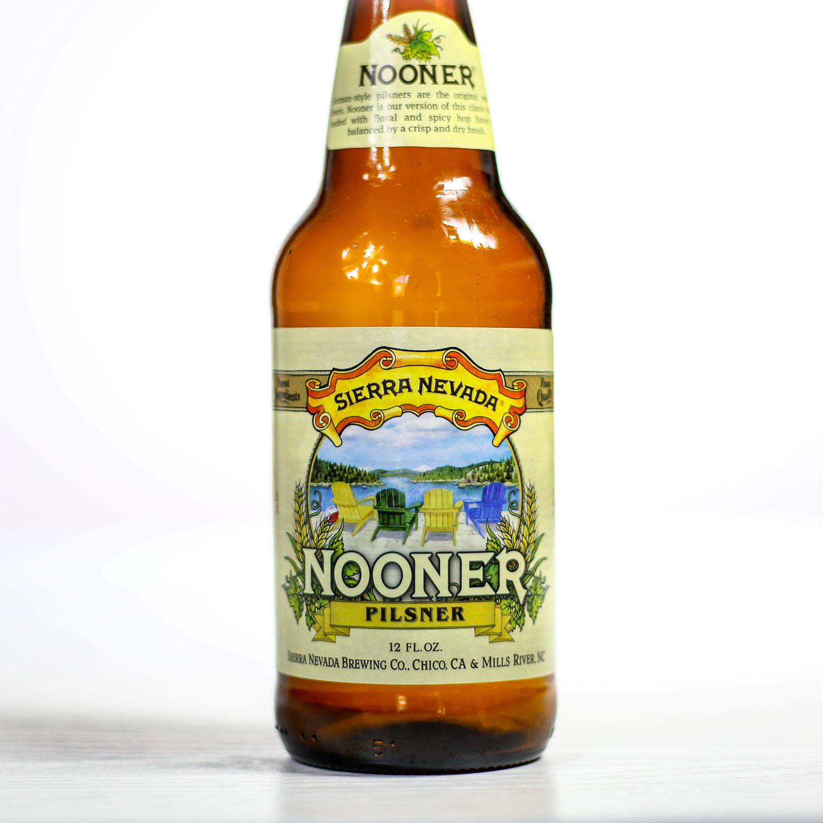 Sierra Nevada Brewing Co. - Nooner Pilsner