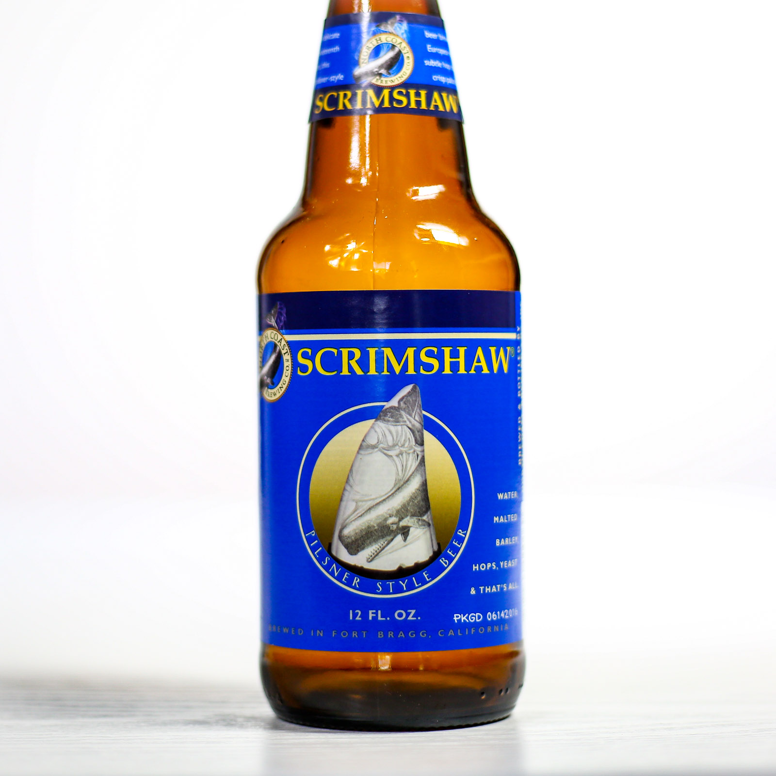 North Coast Brewing Company - Scrimshaw Pilsner