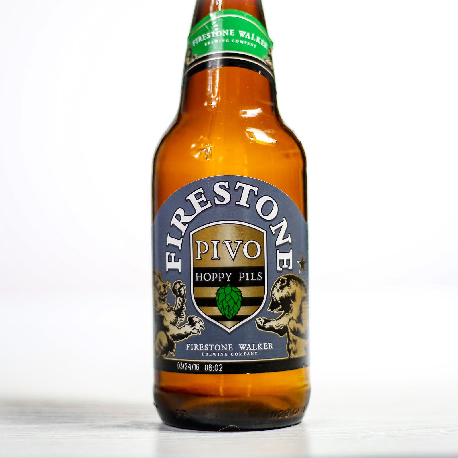 Firestone Walker Brewing Company - Pivo Pils