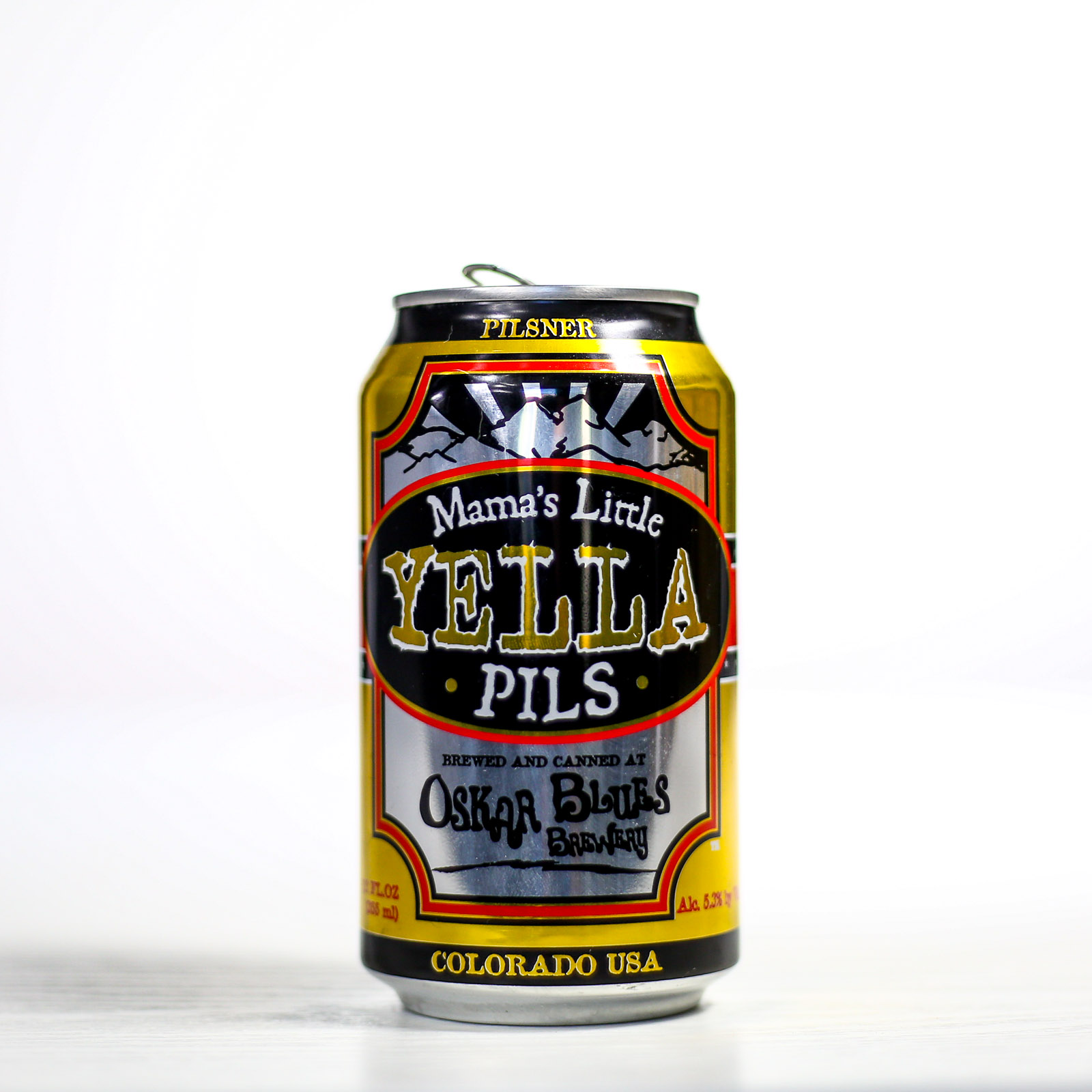 Oskar Blues Brewery - Mama's Little Yella Pils