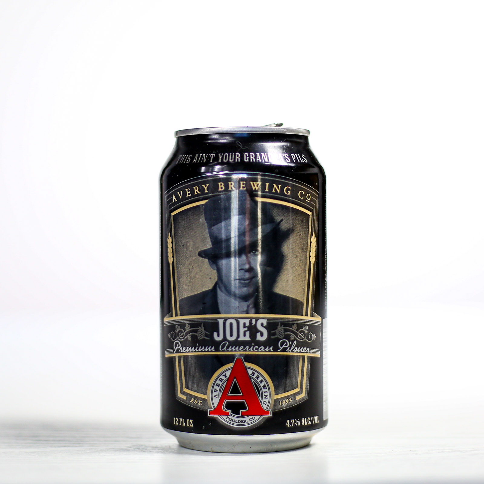 Avery Brewing Co. - Joe's Premium American Pilsner