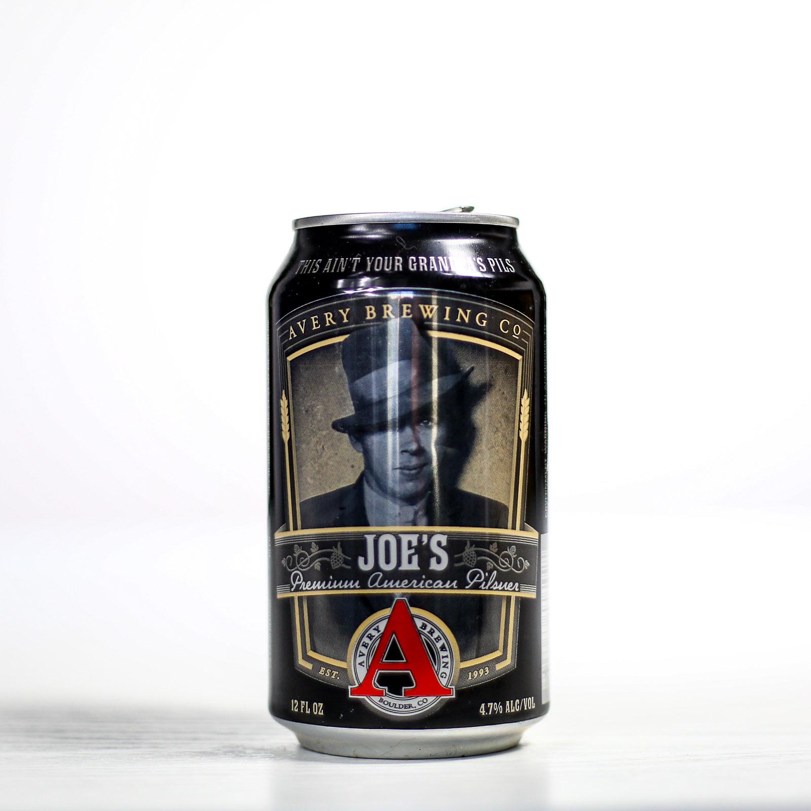Avery Brewing Co. - Joe's Premium American Pilsner