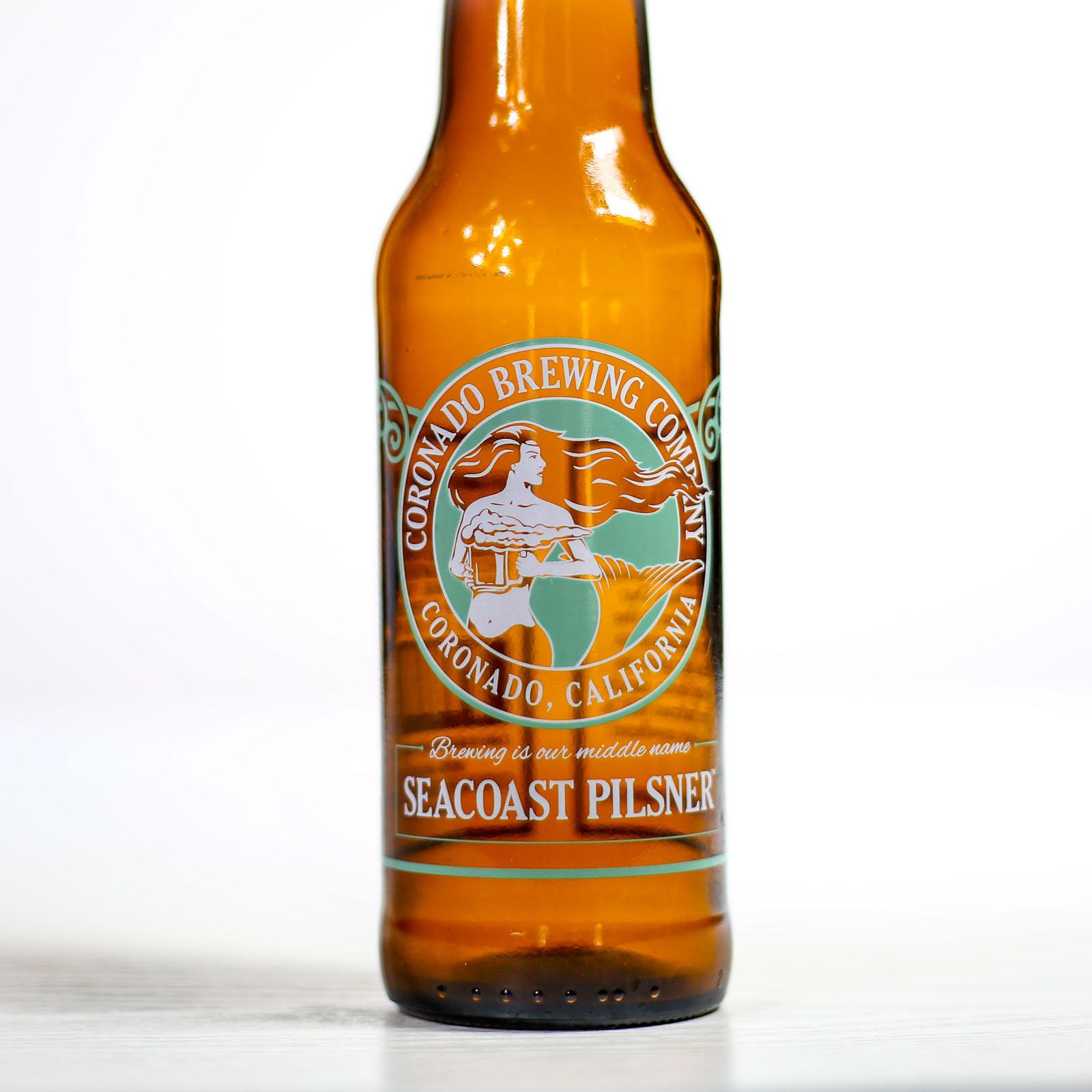 Coronado Brewing Company - Seacoast Pilsner
