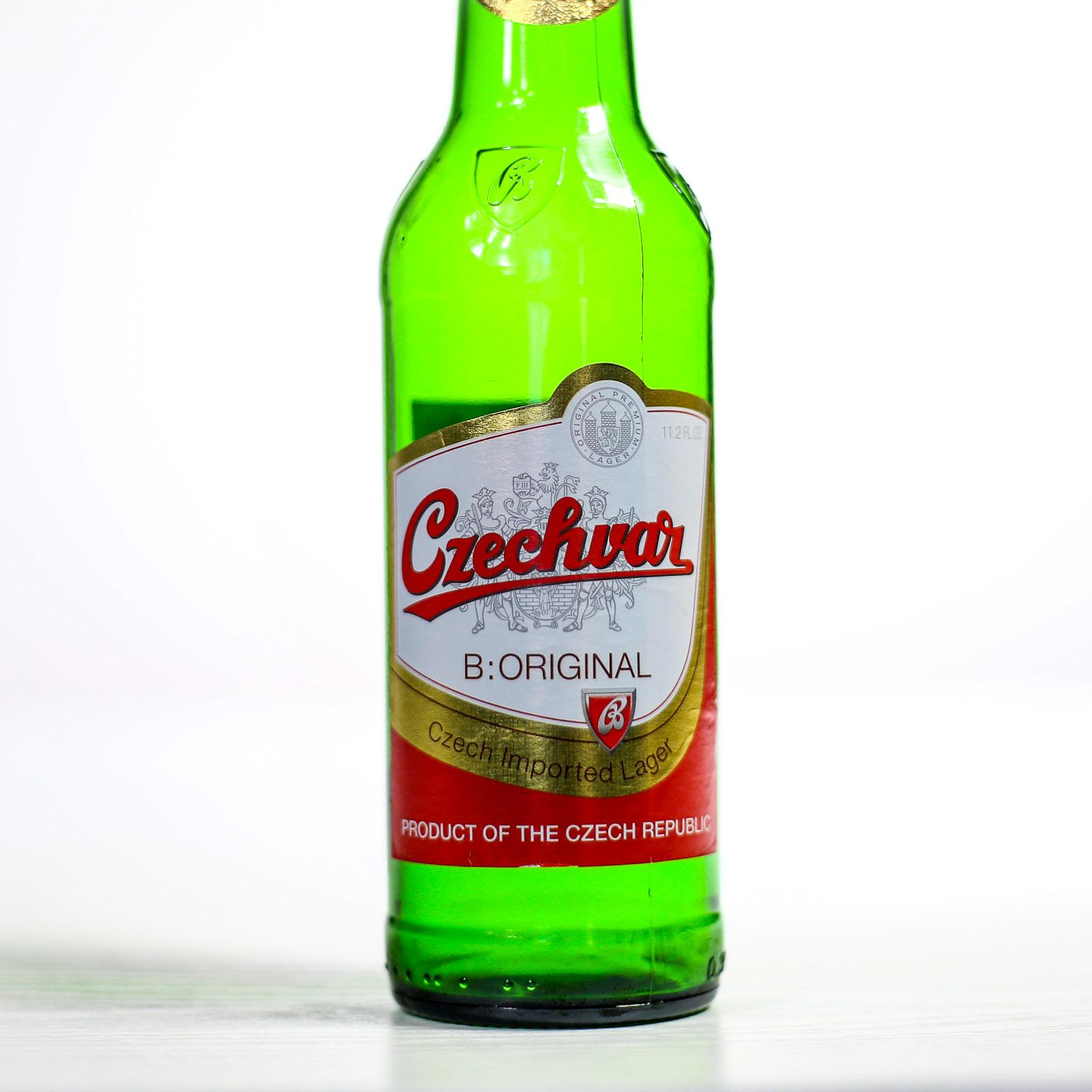 Budějovický Budvar - Budweiser Budvar B:ORIGINAL / Czechvar B:ORIGINAL
