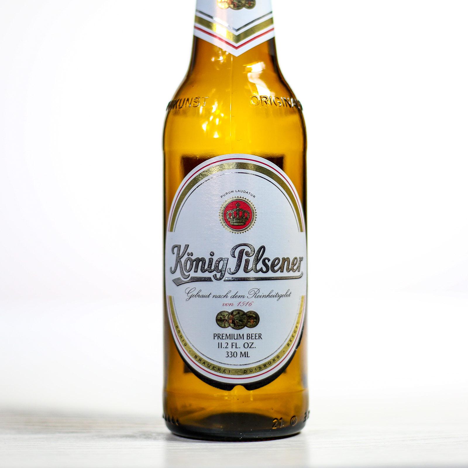 König Brauerei - König Pilsener