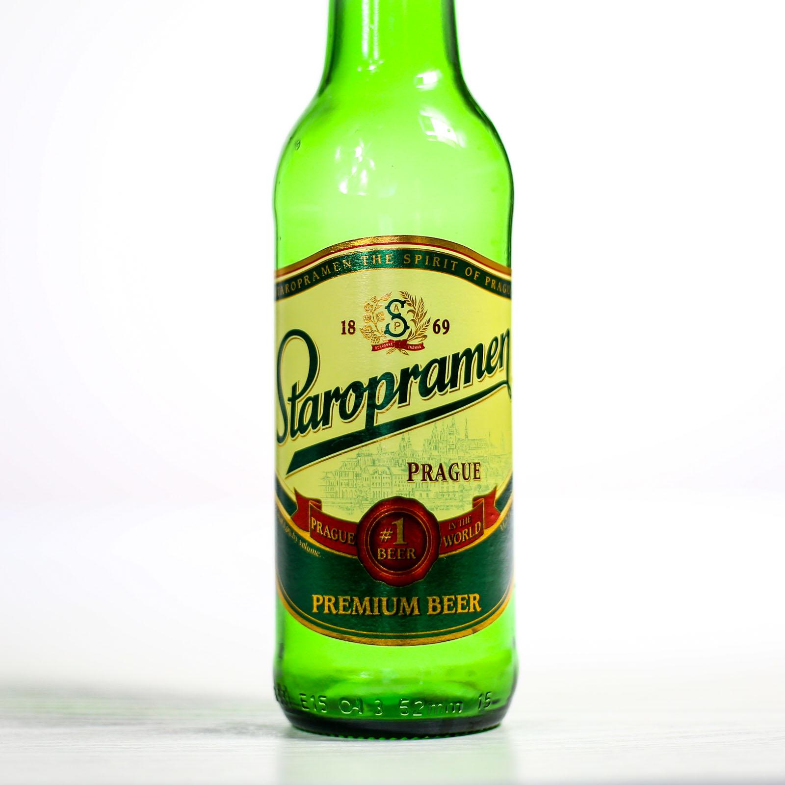 Pivovary Staropramen - Staropramen Premium