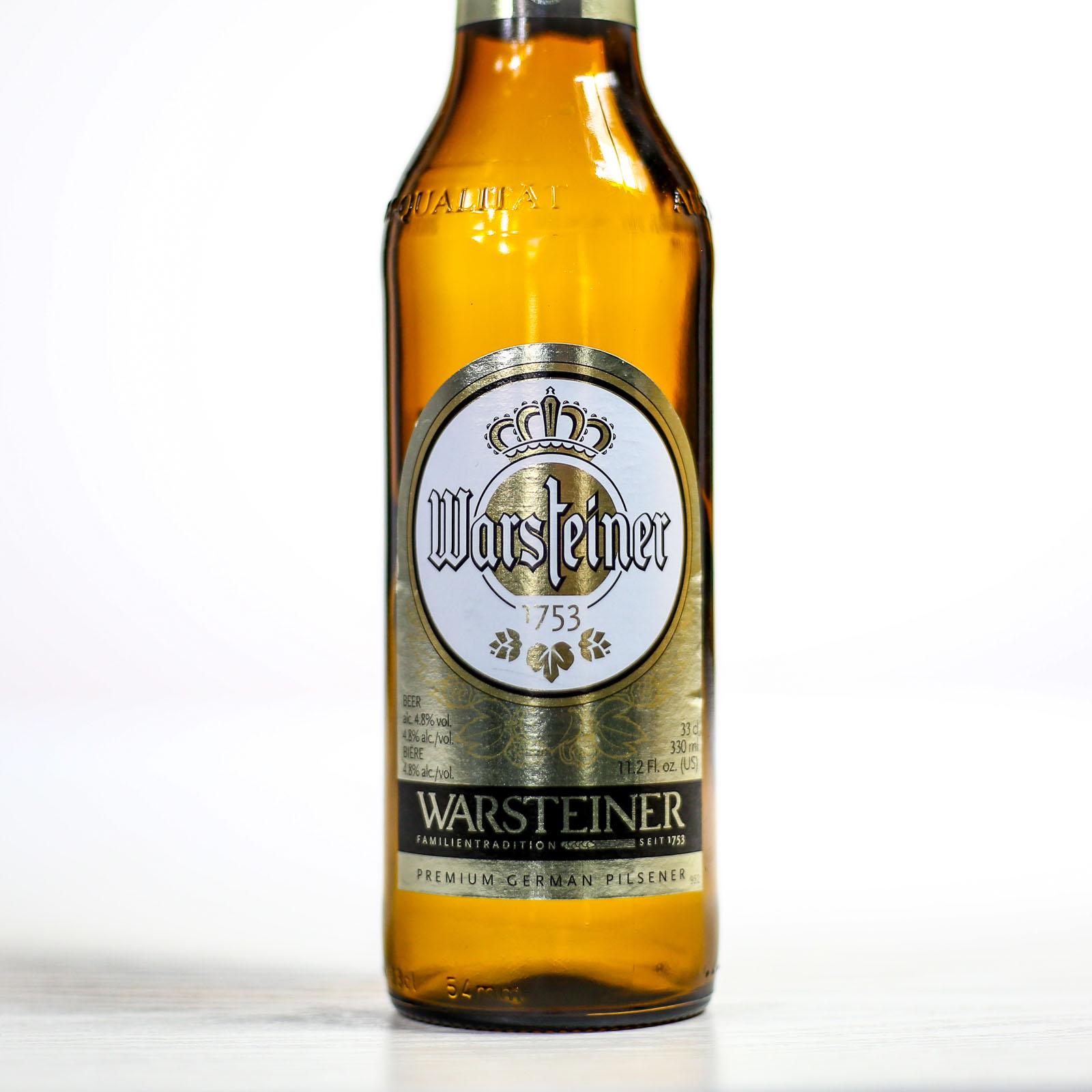 Warsteiner - Warsteiner Premium Verum / German Pilsener
