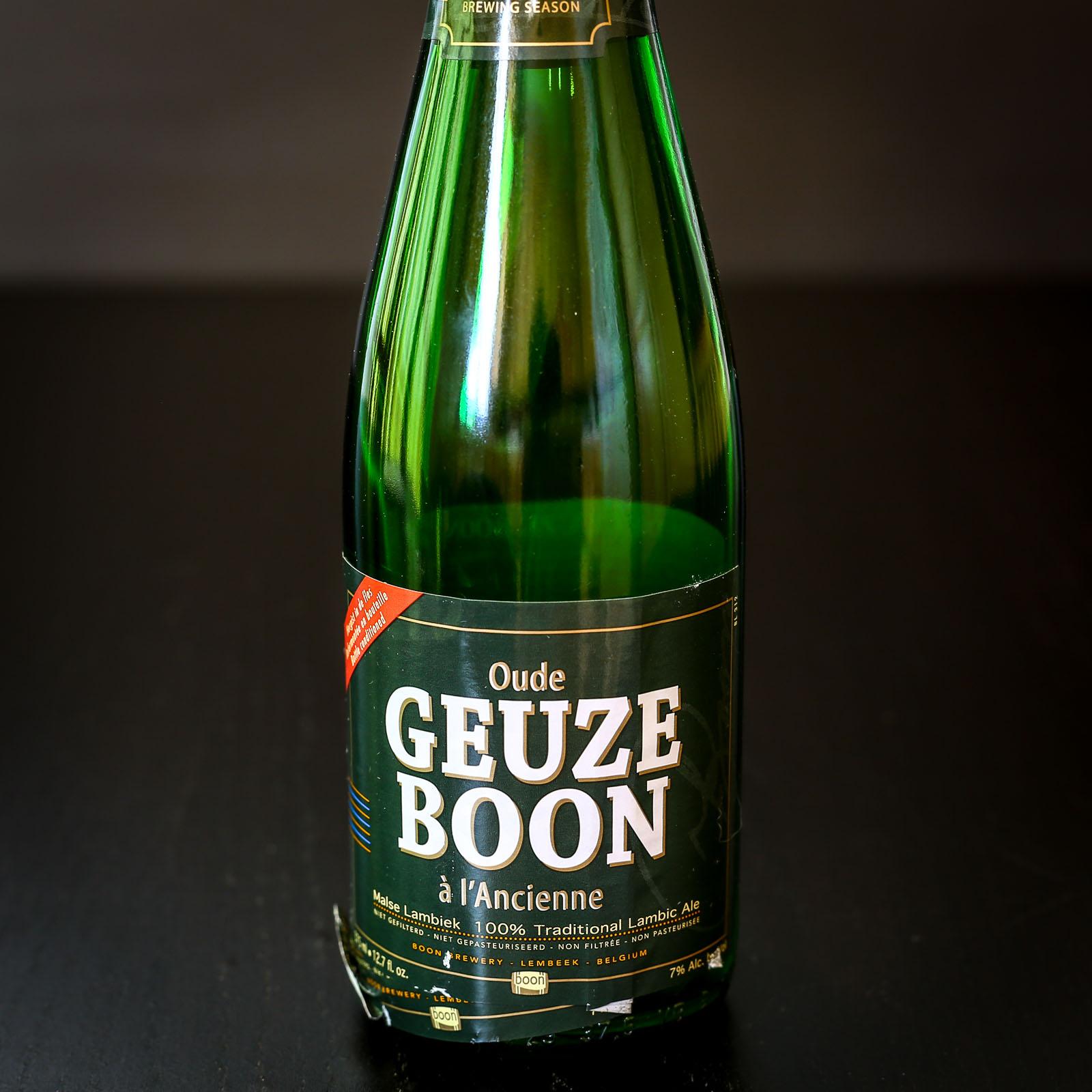 Brouwerij Boon - Oude Geuze