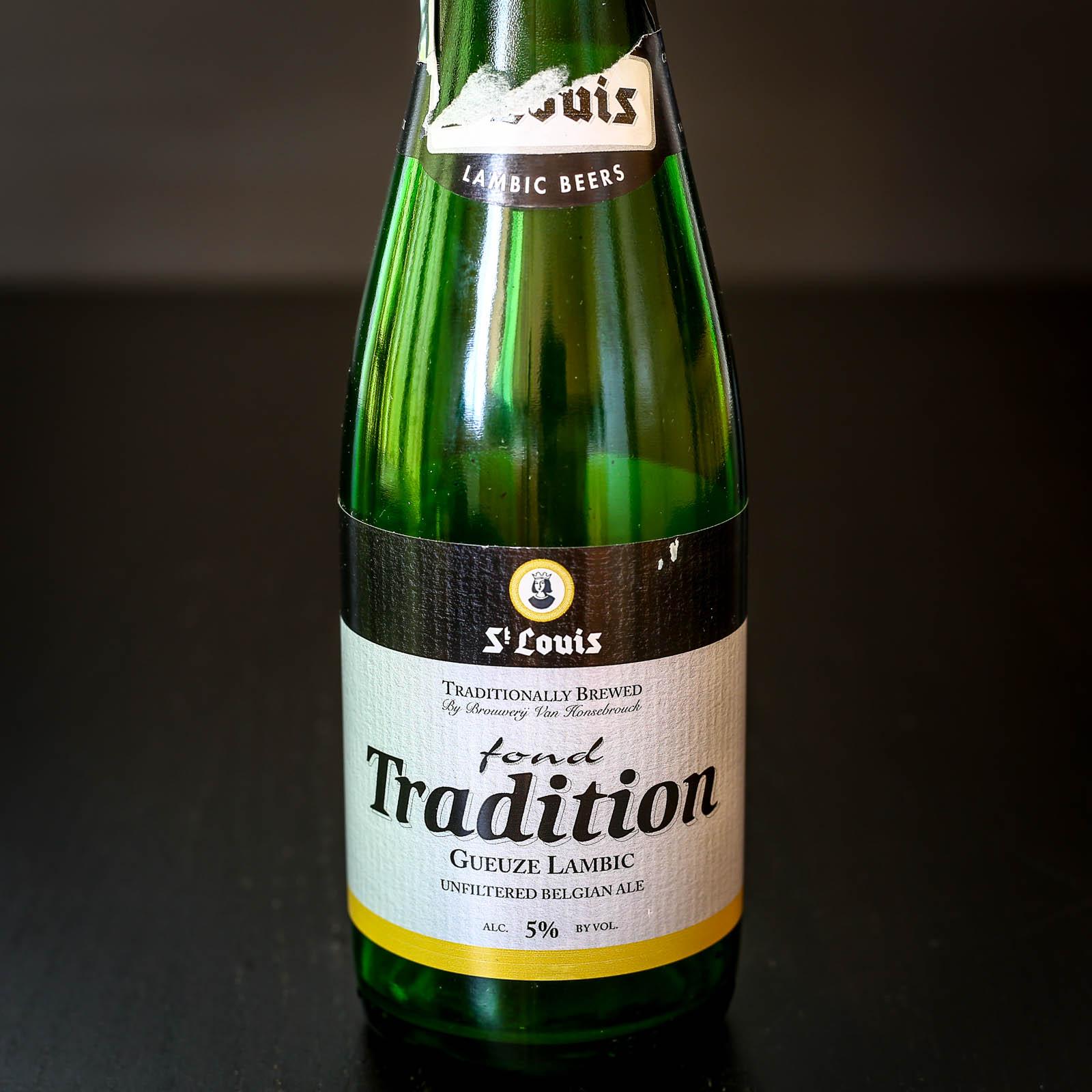 Brouwerij Van Honsebrouck - St. Louis Gueuze Fond Tradition
