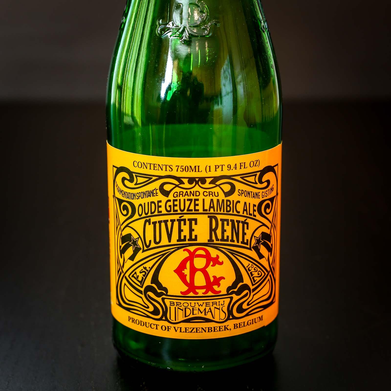Brouwerij Lindemans - Oude Gueuze Cuvée René