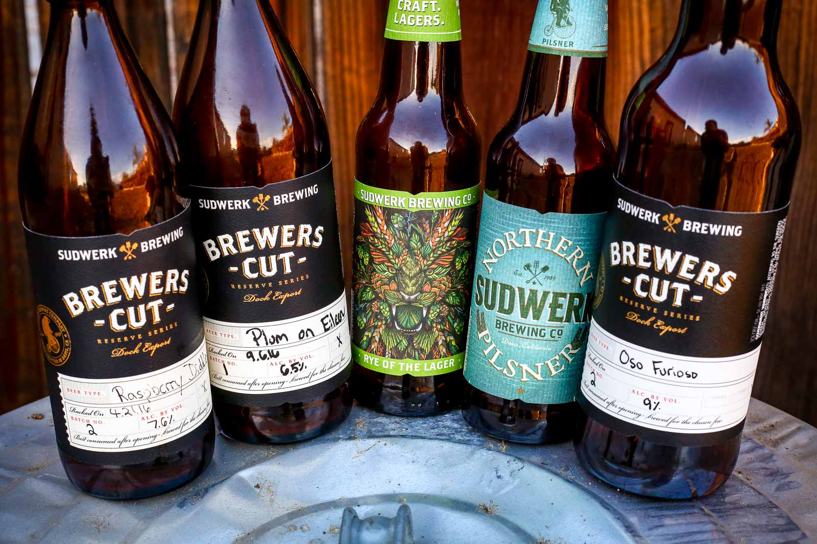 Sudwerk Brewing Co. Beers