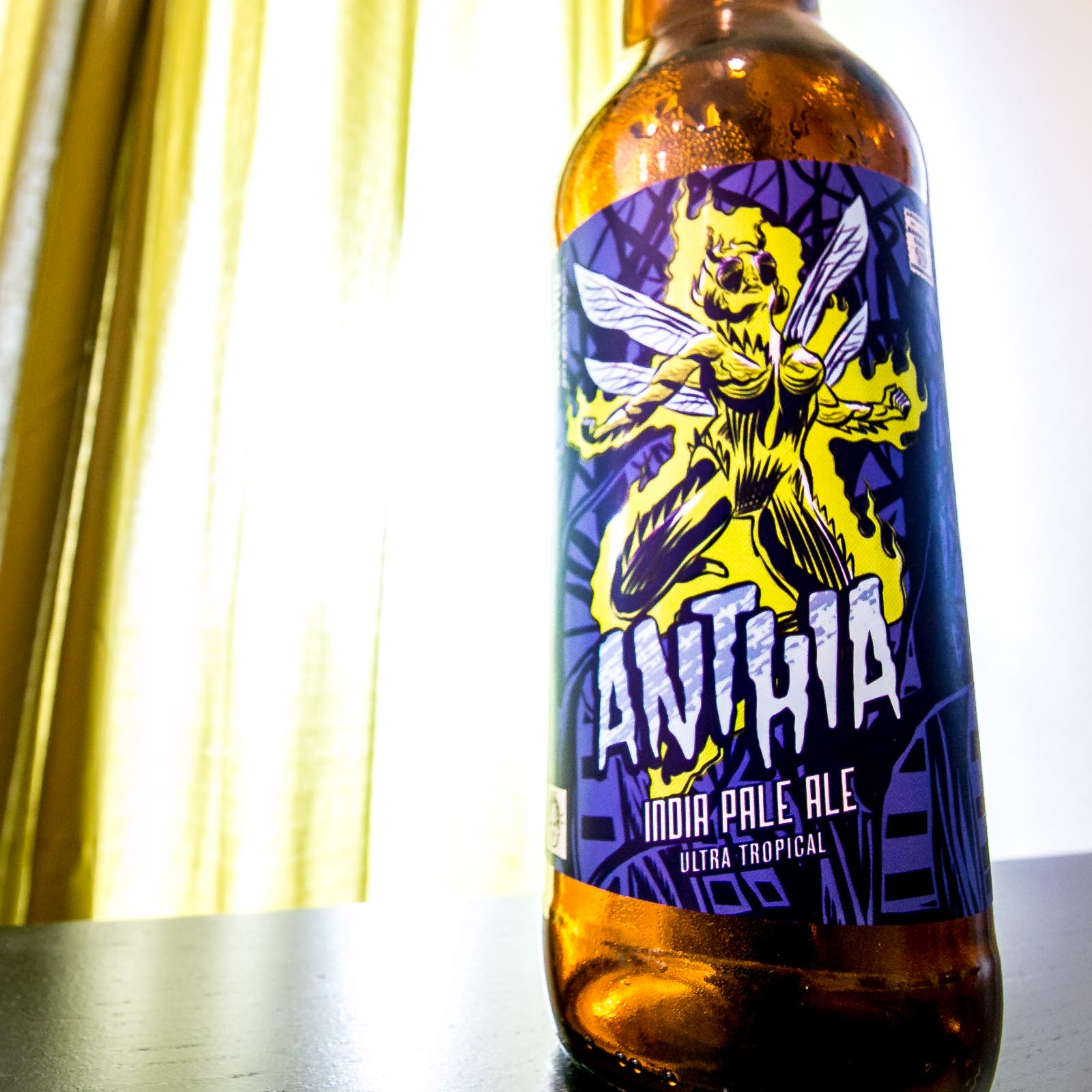 Unsung Brewing Co. - Anthia IPA
