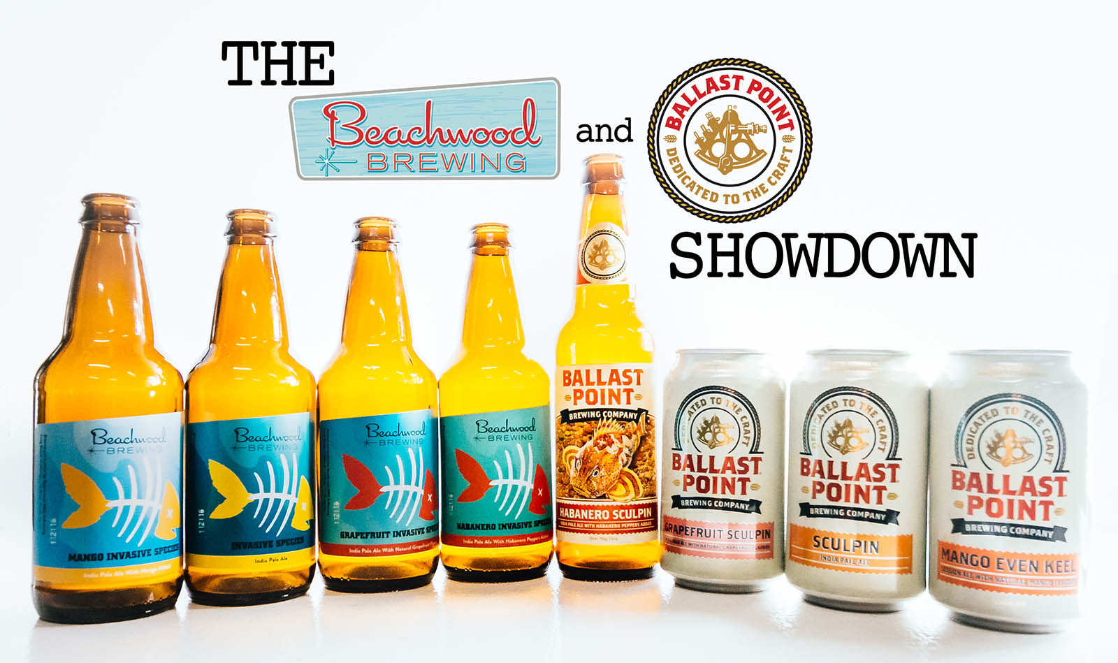 The Beachwood/Ballast Point Showdow