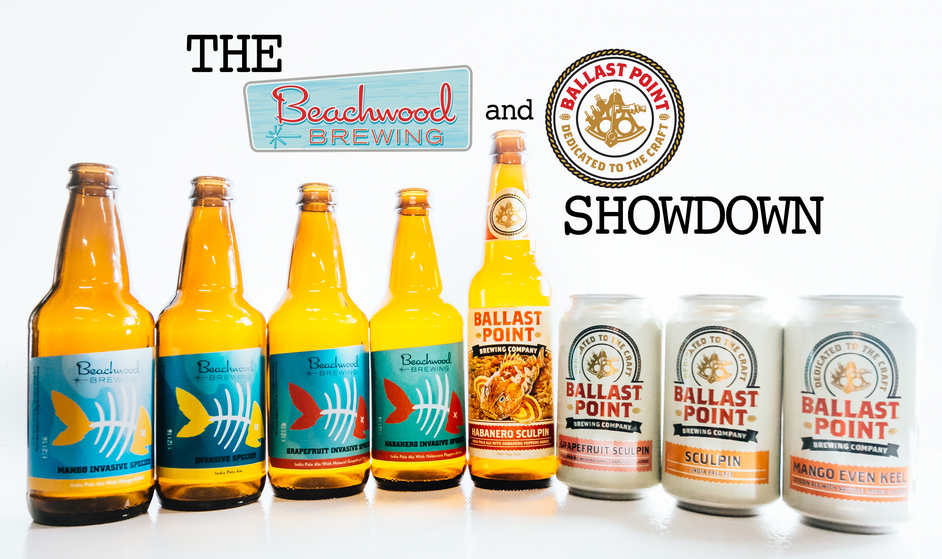 Craft Beer Showdown Podcast