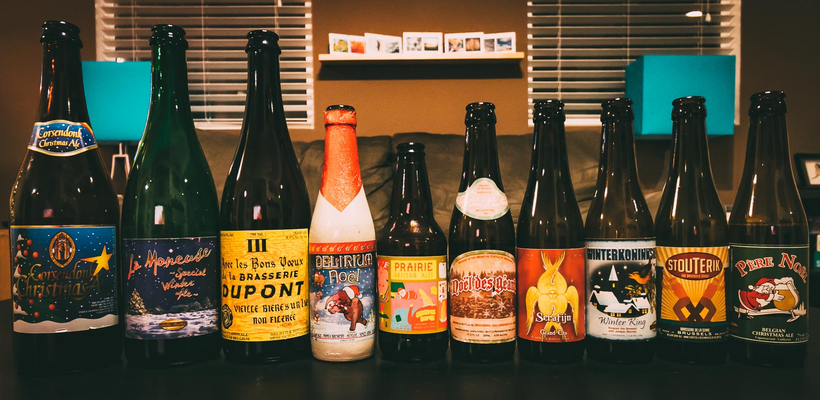 The 2016 Holiday Beers