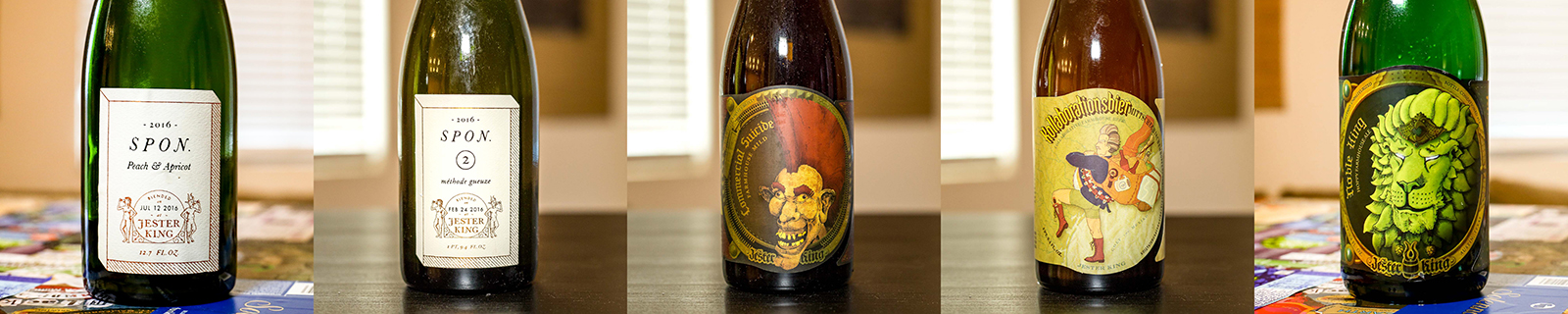 Jester King Brewery Beers