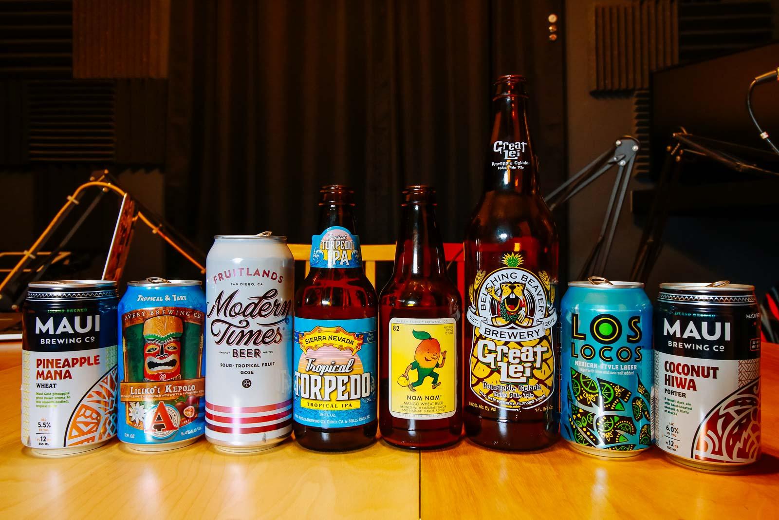 Tropical Beers