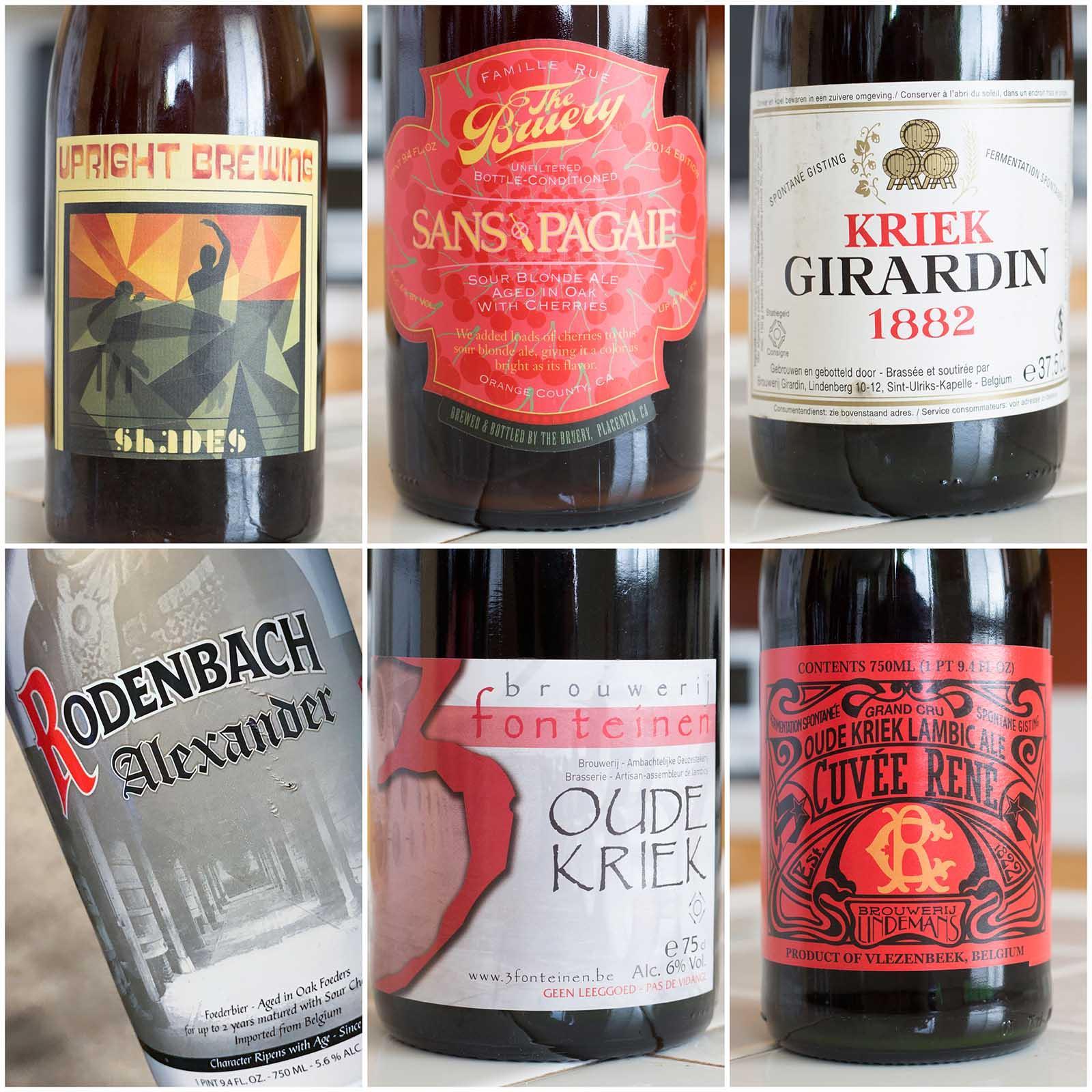 Cherry Beers