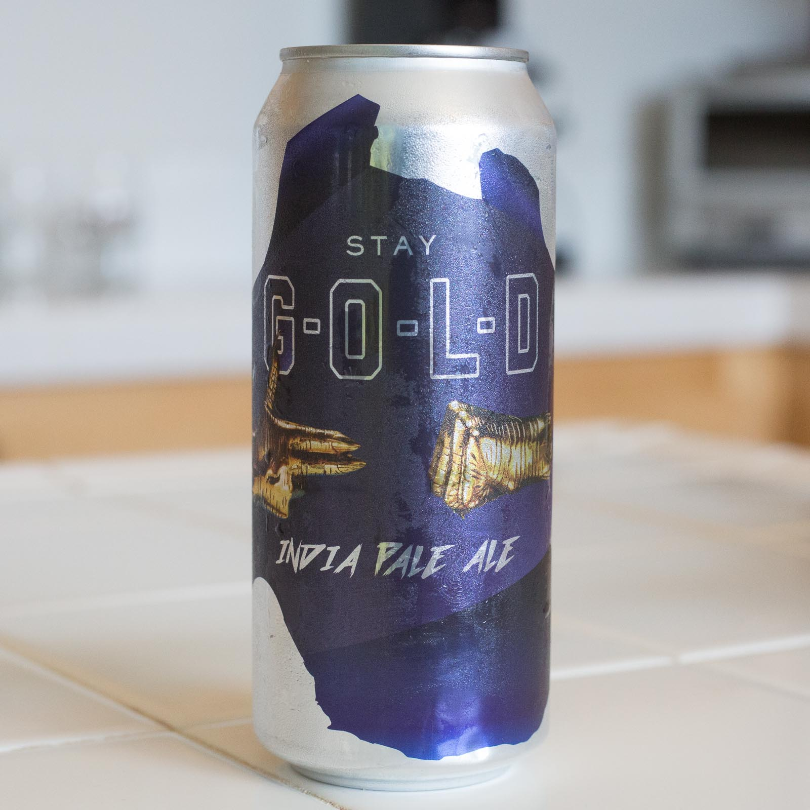 Run The Jewels Collaboration Beer - Stay G-O-L-D