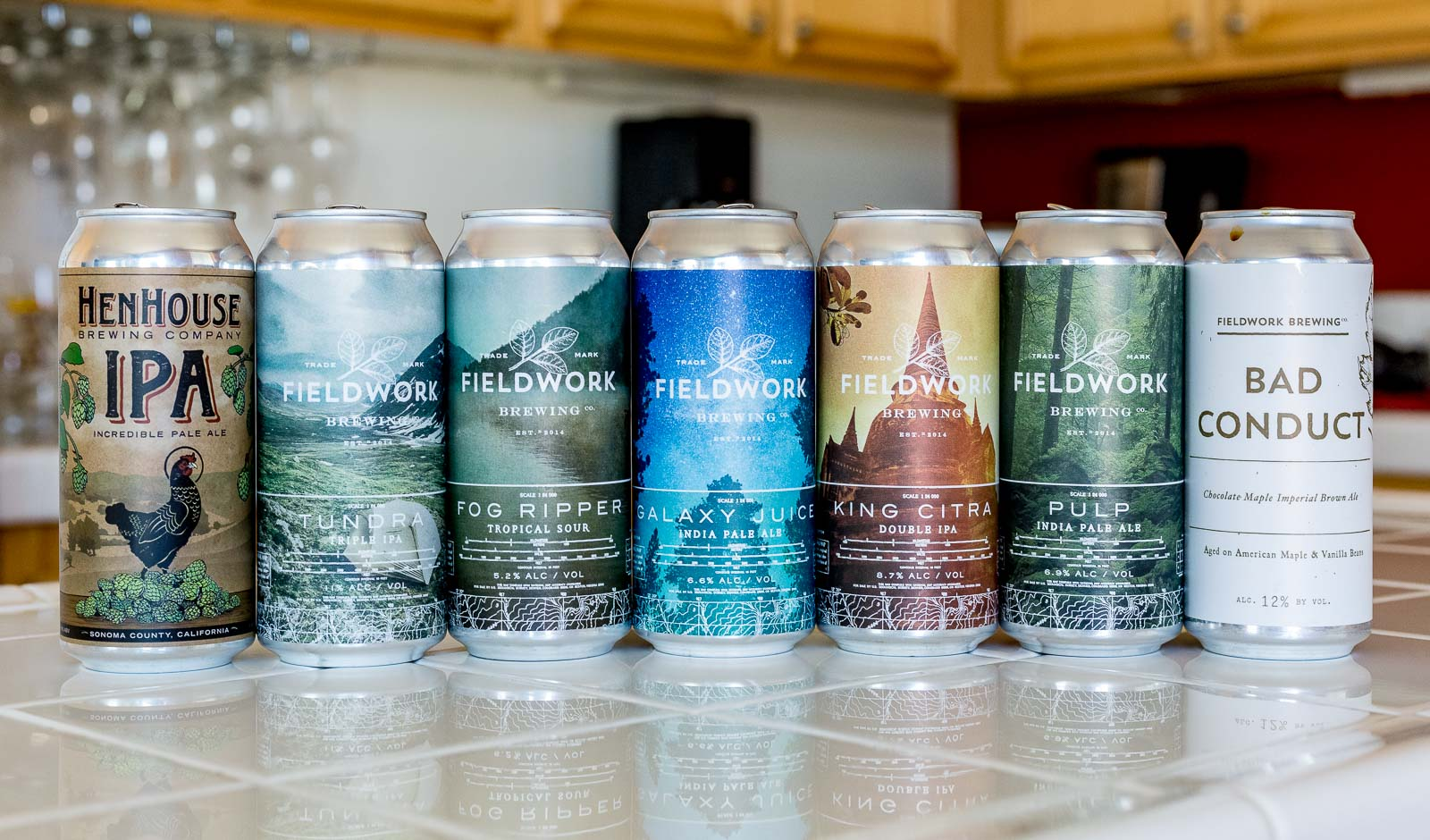 Fieldwork and HenHouse Cans