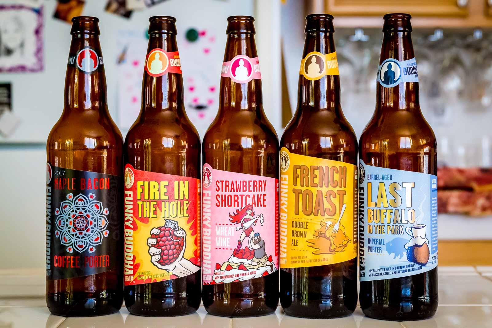 Funky Buddha Beers