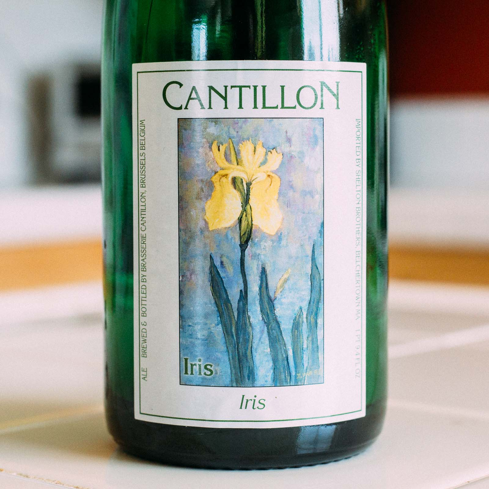 Brasserie Cantillon - Iris