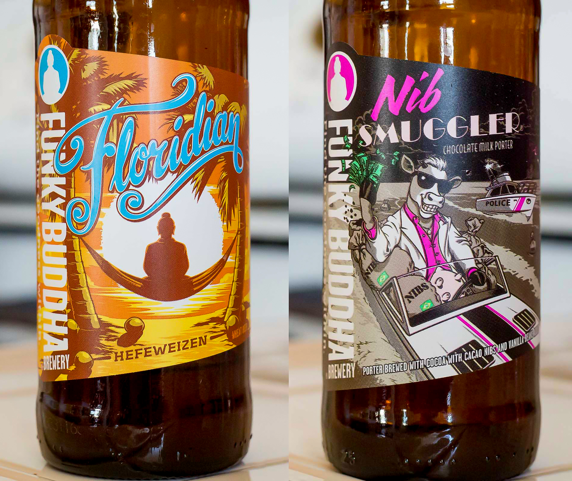 More Funky Buddha Beers!