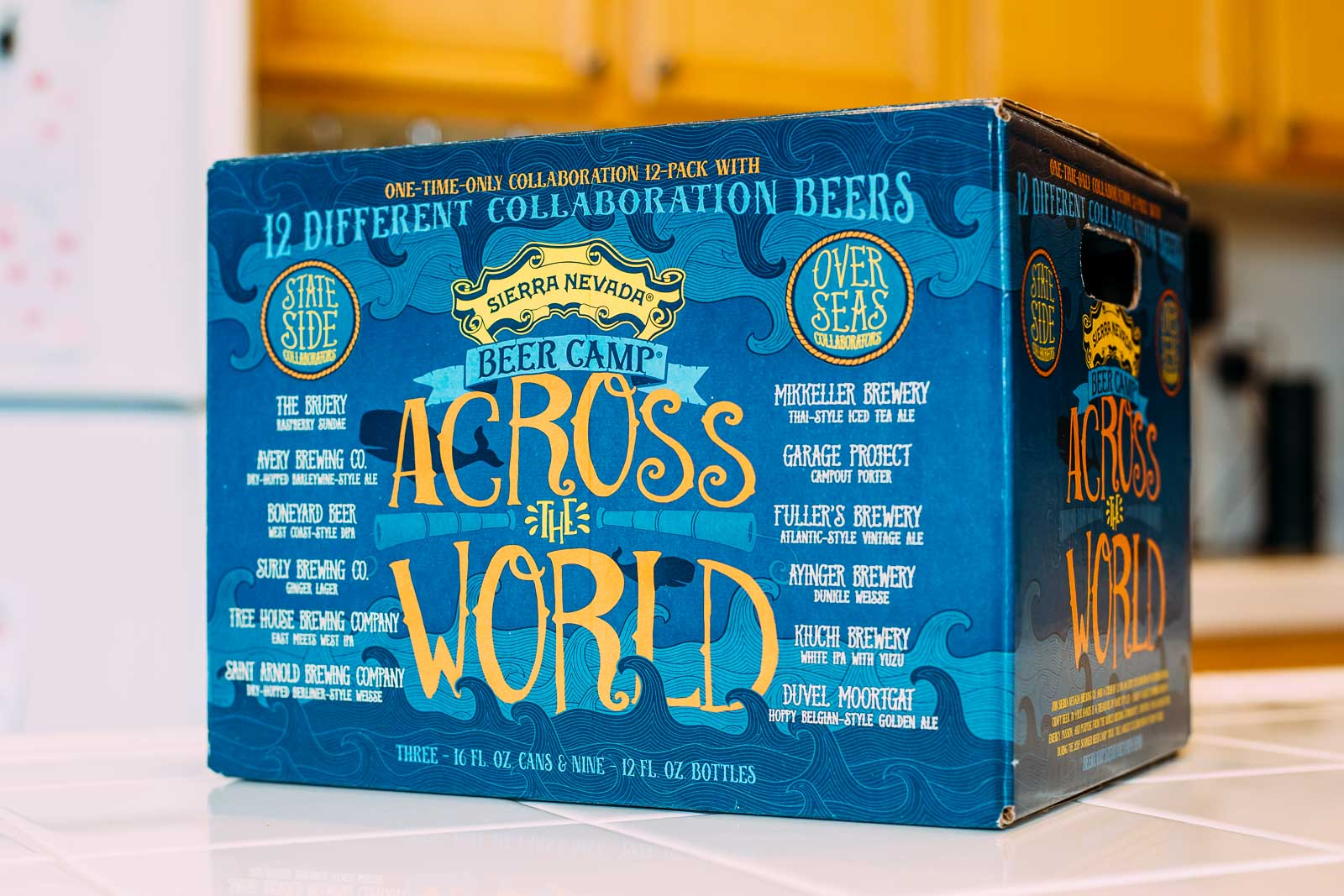 Beer Camp Across The World Twelve Pack