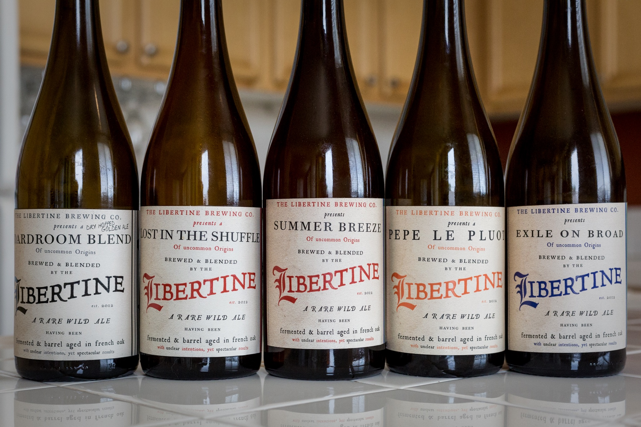 The Libertine Brewing Company