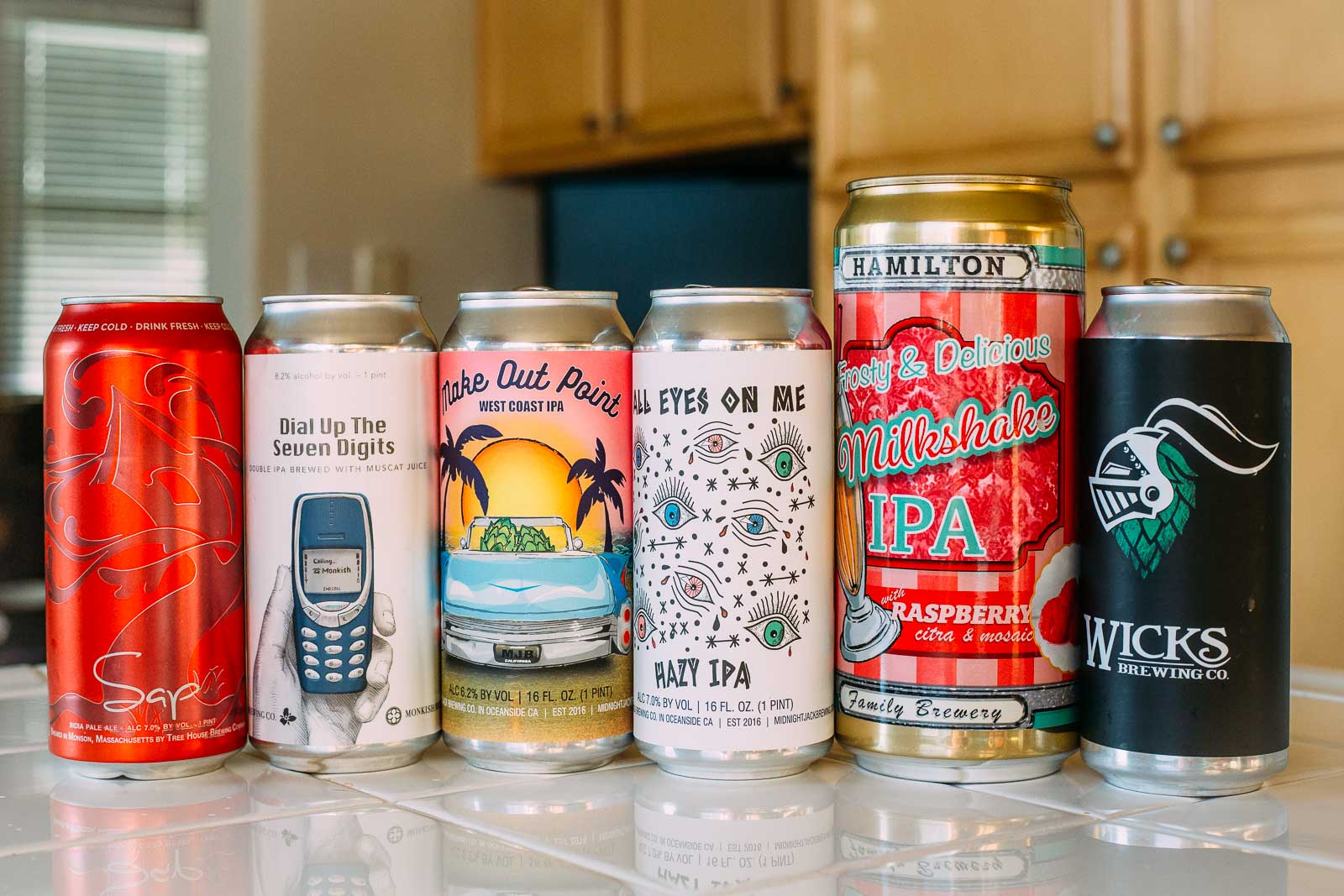 Canned IPA From SoCal and Beyond